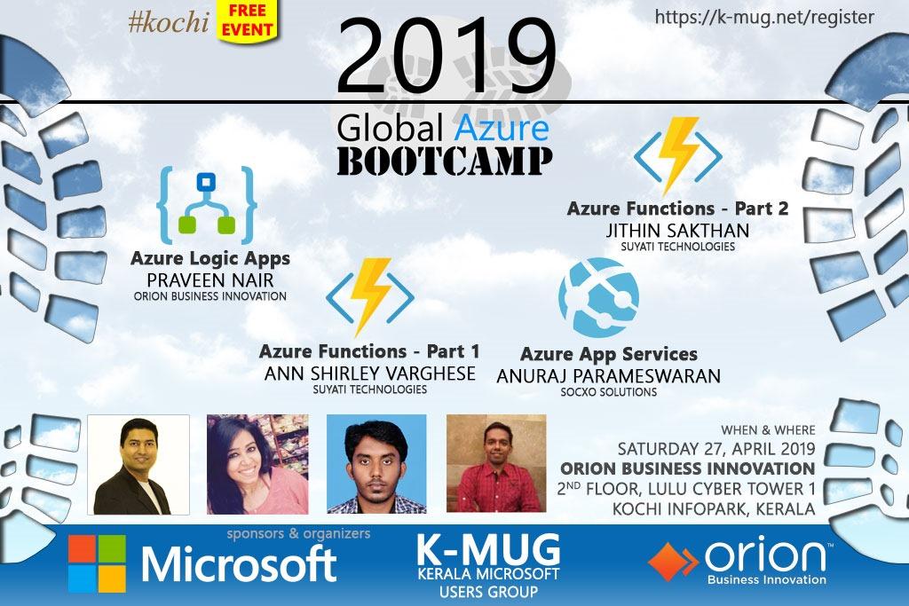 KMUG-Bootcamp-2019
